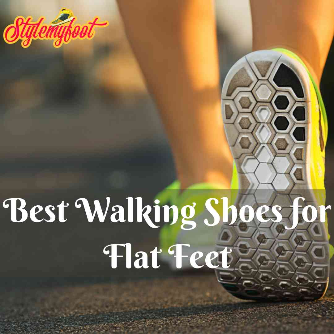 Best Walking Shoes for Flat Feet for Womens